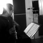 Marco Di Meco. Recording.