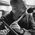 Italian flute player Marco Di Meco.