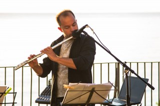 Marco Di Meco live sunrise concert 2015.
